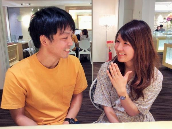 兵庫県神戸市 シェールラヴ【婚約指輪】フィッシャー【結婚指輪】