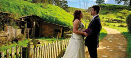 Hobbiton Wedding