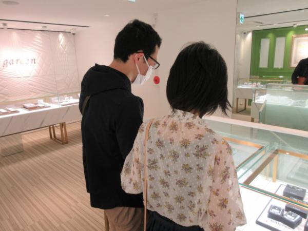 神戸市西区 et.lu(エトル)の結婚指輪