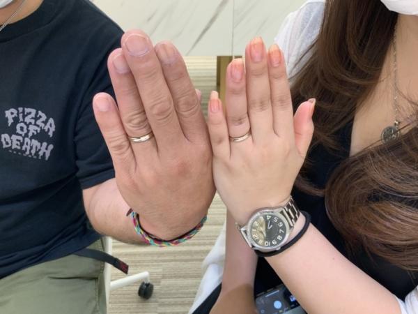 丹波市 katamu(カタム)の結婚指輪