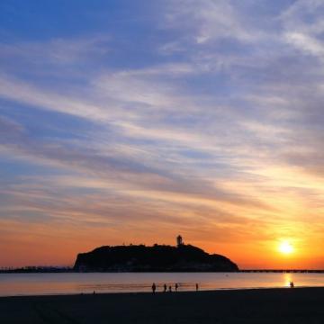大阪のサプライズプロポーズ 江ノ島海岸