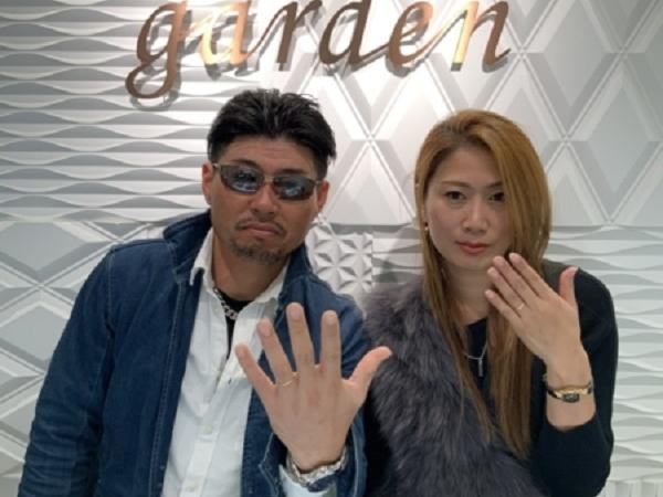 兵庫県神戸市北区|Pulitoの結婚指輪