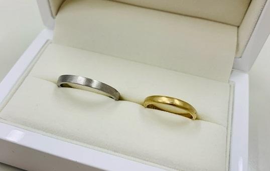 手作り指輪マット