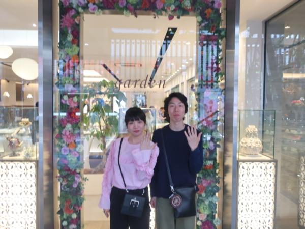 SNSで人気のブランド YUKA HOJO 兵庫県明石市