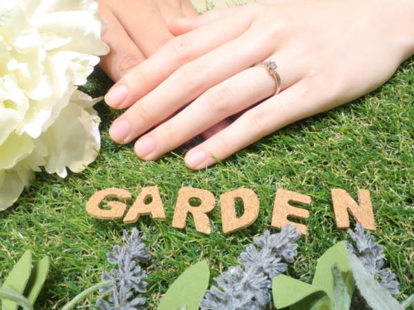 コンビリング【アムールアミュレット】の結婚指輪 奈良県香芝市