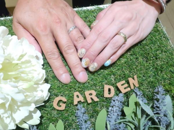 婚約指輪 gardenオリジナル 結婚指輪ハワイアンジュエリー マキシ