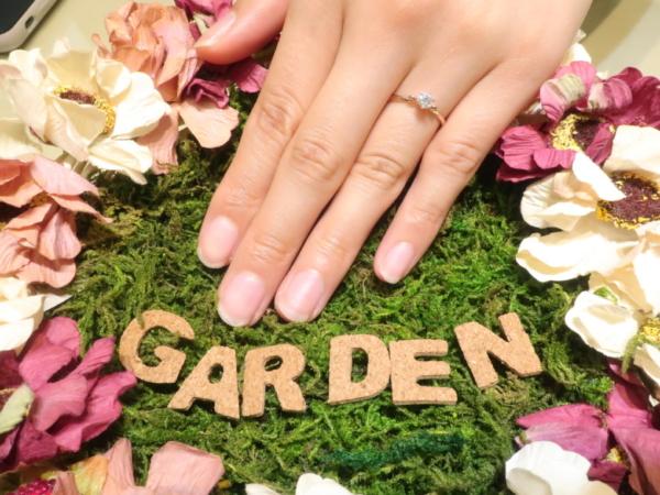 Lapage(ラパージュ)婚約指輪 兵庫県神戸市在中