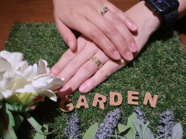 Pilotの結婚指輪 兵庫県尼崎市