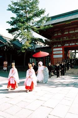 八坂神社 常磐新殿