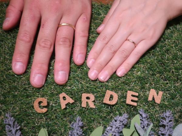 RosettE の結婚指輪・マリッジリング 京都府福知山市