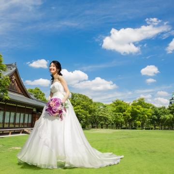 大阪のサプライズプロポーズ 大阪城西の丸庭園 大阪迎賓館