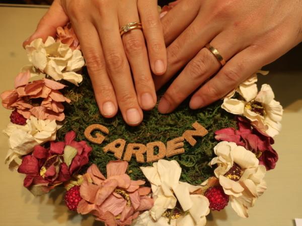 オレッキオ・ORECCHIOの結婚指輪