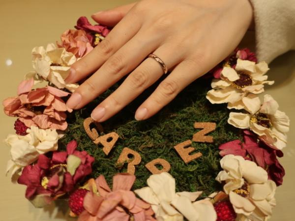 チタンのDisney Aladdinの婚約指輪