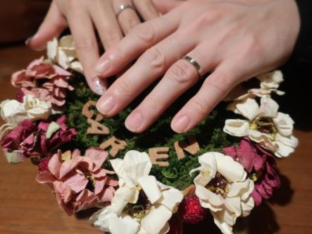 PilotBridalの結婚指輪