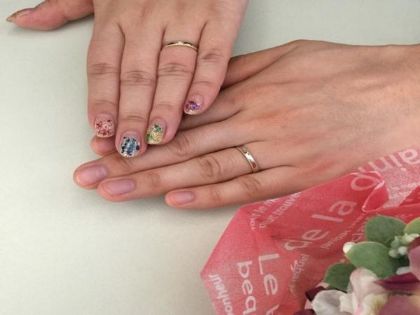 東京都 TrueLoveの結婚指輪