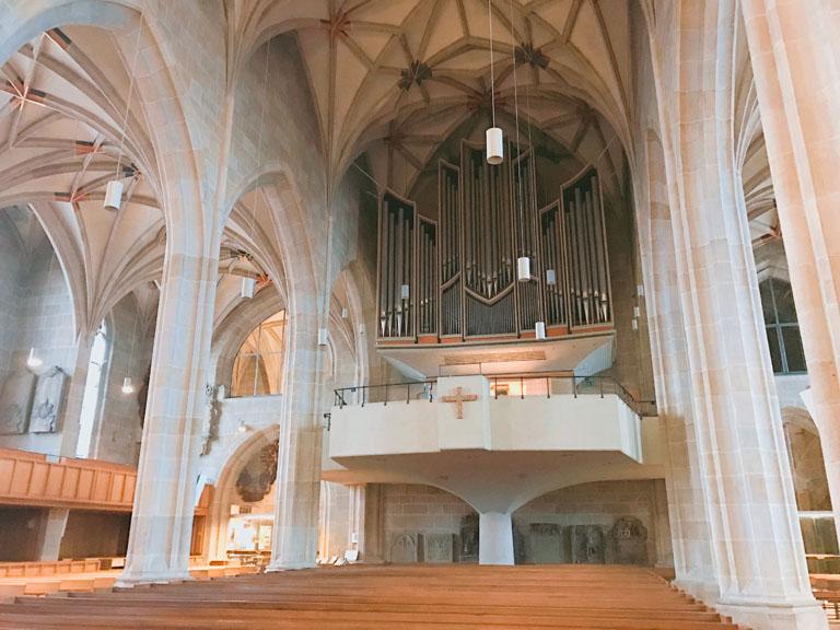 教会から響く鐘