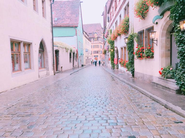 ドイツの街並み2