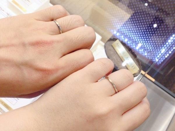 AMOUR AMULET アムールアミュレットの結婚指輪 大阪府泉南市