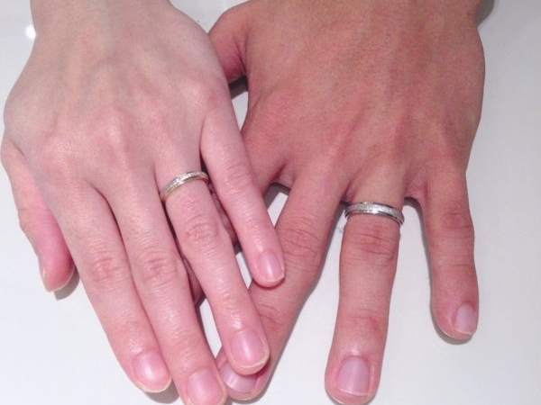 いい指輪が見つかりました!