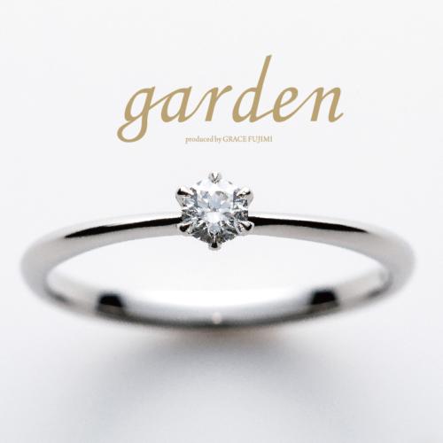 心斎橋で安い婚約指輪でプロポーズするならリトルガーデン