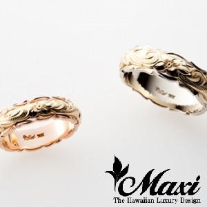 マキシの結婚指輪でハワイアン商品一覧8
