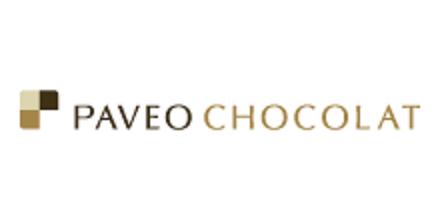 パヴェオショコラのロゴ