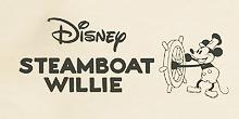 スチームボートウィリーのロゴ
