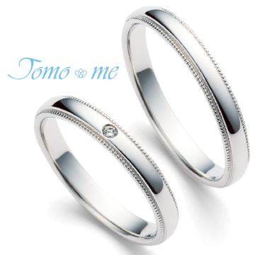 てとてトモミの結婚指輪プラチナ