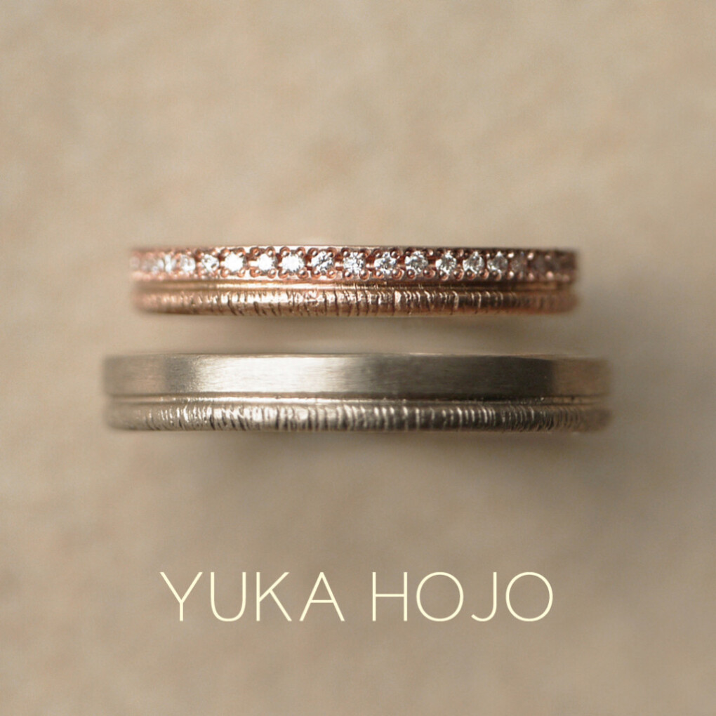 京都で人気な結婚指輪ユカホウジョウ