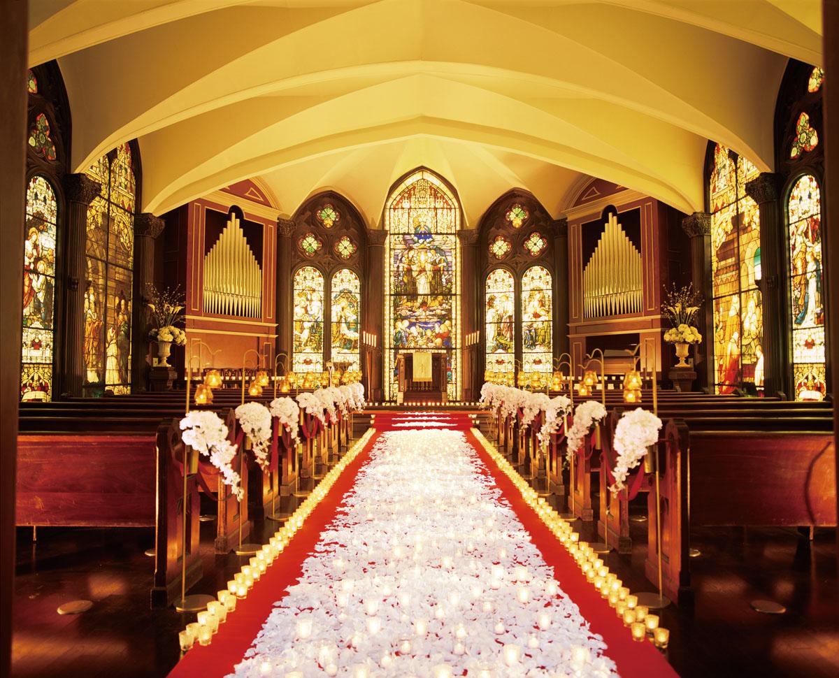 セントラファエロ教会