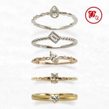 ひなの婚約指輪の紹介のイメージ写真8