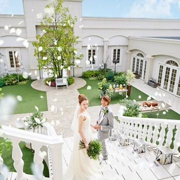 大阪のサプライズプロポーズ THE WEDDING STORY VILLA ANGELICA