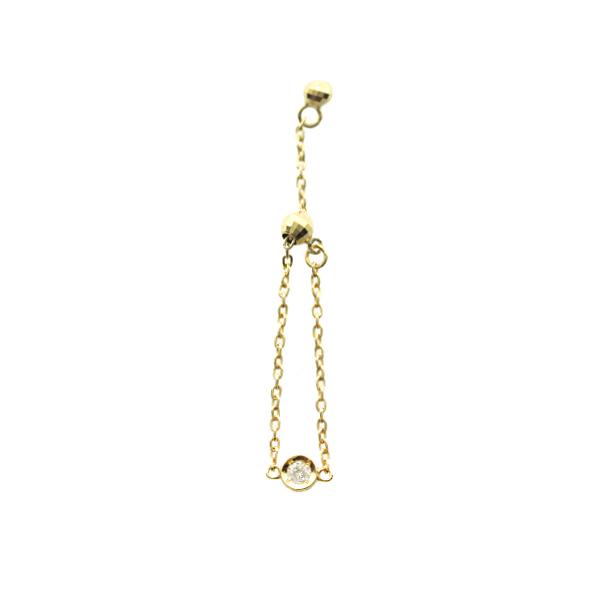Dia Chain Ring~ネームチェーンリング~