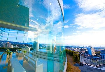 大阪のサプライズプロポーズ 杉乃井ホテル&リゾートウエディング