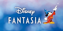 ディズニーファンタジアのロゴ