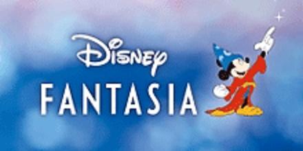 ファンタジアのロゴ