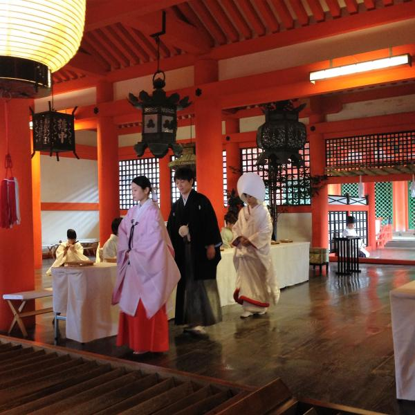 厳島神社(宮島ウエディング)