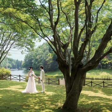 大阪のサプライズプロポーズ THE NIDOM RESORT WEDDING