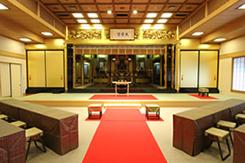 大阪のサプライズプロポーズ 本願寺(西本願寺)