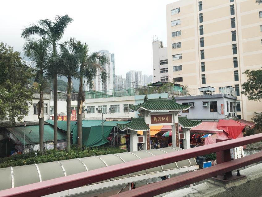 香港街並み3