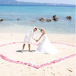 大阪のサプライズプロポーズ 沖縄かりゆしビーチリゾート・オーシャンスパ