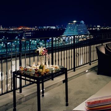 大阪のサプライズプロポーズ ホテル ラ・スイート神戸ハーバーランド
