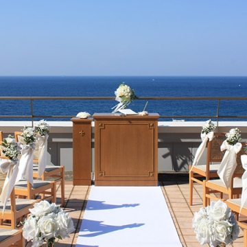 大阪のサプライズプロポーズ 南紀白浜マリオットホテル