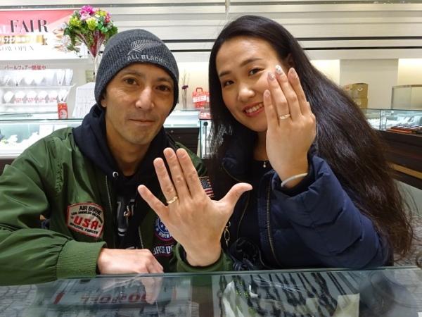 マキシ【Maxi】の結婚指輪【和歌山・大阪】