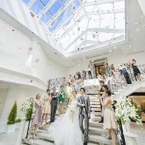 大阪のサプライズプロポーズ アルカンシエル luxe mariage 大阪