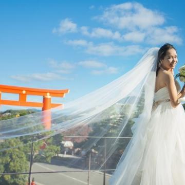 大阪のサプライズプロポーズ 六絲水 ROKUSISUI KYOTO OKAZAKI