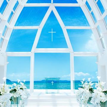 大阪のサプライズプロポーズ オクマ・フェリシャ教会