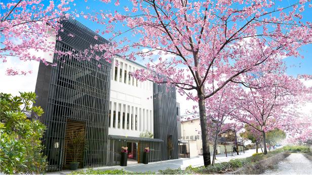 HYURI Kamogawa Terrace ヒューリ カモガワテラス