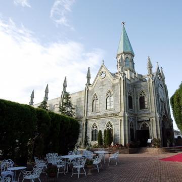 大阪のサプライズプロポーズ セントパトリック教会