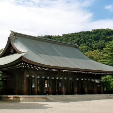 大阪のサプライズプロポーズ 橿原神宮